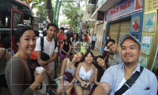 Random Filipinos in Vietnam