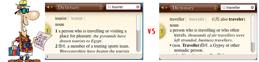 touristvstraveler definition